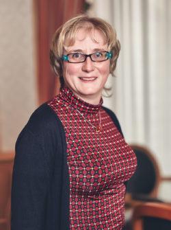 Stephanie Polberg, Foto: petergwiazda.de